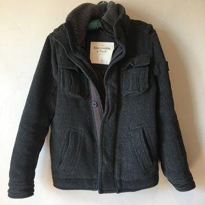 [A&F] Heritage Wool Jacket